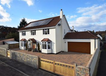 Thumbnail 5 bed detached house for sale in Church Close, Portishead, Bristol