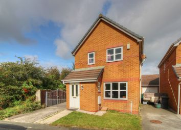 Thumbnail 3 bed detached house for sale in Hadrian Road, Morecambe