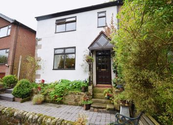 Thumbnail 2 bed semi-detached house for sale in St. Annes Vale, Brown Edge, Stoke-On-Trent