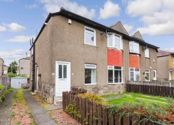 Thumbnail 3 bed flat for sale in Croftfoot Road, Glasgow, Lanarkshire