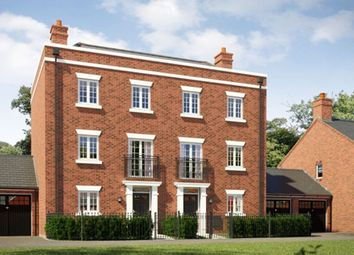 Thumbnail 3 bed town house for sale in The Lymm, Wharford Lane, Runcorn, Cheshire