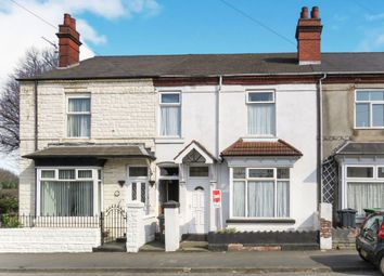 Thumbnail 3 bed terraced house for sale in Hallam Street, West Bromwich