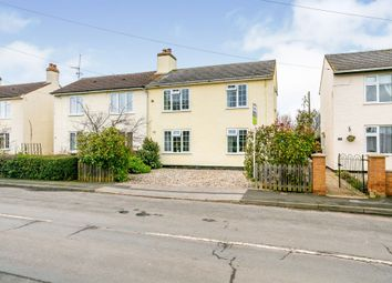 Thumbnail 3 bed semi-detached house for sale in King Street, Wimblington, March