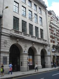 Office to let in Cornhill, London EC3V