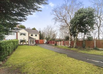Thumbnail 4 bed semi-detached house for sale in Victoria Road, Huyton, Liverpool