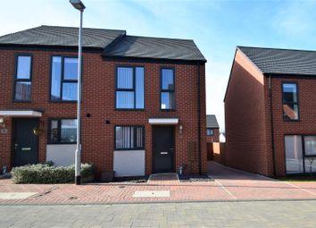 Thumbnail 2 bedroom semi-detached house for sale in Hendy Avenue, Ketley, Telford
