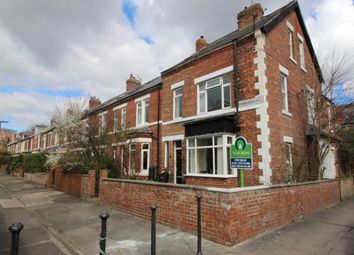 Thumbnail 4 bedroom terraced house for sale in Kingsley Place, Heaton, Newcastle Upon Tyne