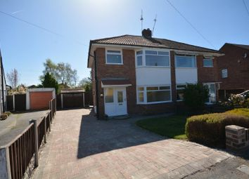 Thumbnail 3 bed semi-detached house to rent in Wallcroft, Willaston, Wirral