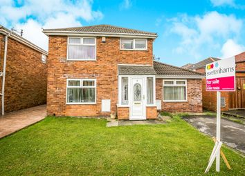 Thumbnail 4 bed detached house for sale in Hallfield Drive, Elton, Chester