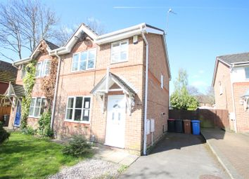 Thumbnail 3 bed property for sale in Courtyard Drive, Walkden, Manchester