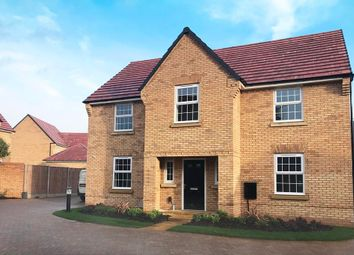 "Thumbnail 4 bedroom detached house for sale in ""Winstone"" at Park View, Moulton, Northampton"