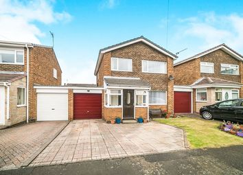 Thumbnail 3 bed property for sale in Meldon Court, Crawcrook, Ryton