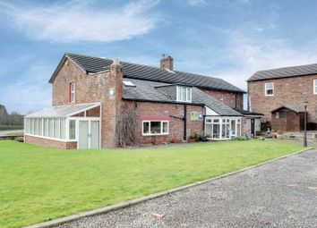 Thumbnail 7 bed detached house for sale in Crossroads House, Brisco, Carlisle, Cumbria