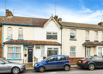 Thumbnail 3 bed terraced house to rent in Canterbury Street, Gillingham, Kent