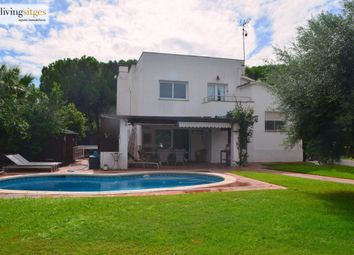 Thumbnail 4 bed property for sale in Terramar, Sitges, Spain