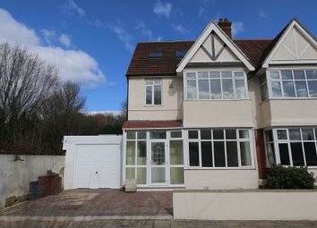 Thumbnail 5 bed semi-detached house for sale in Maberley Road, Beckenham, London