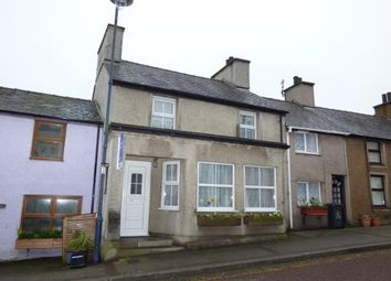 Thumbnail 3 bedroom terraced house for sale in High Street, Cemaes Bay, Sir Ynys Mon