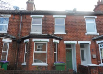 Thumbnail 3 bed terraced house to rent in Geraldine Road, Folkestone