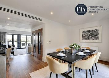 3 bed flat to rent in Oxbridge Terrace, Rainville Road, Hammersmith W6