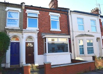 Thumbnail 3 bedroom terraced house to rent in Clare Street, Northampton, Northamptonshire