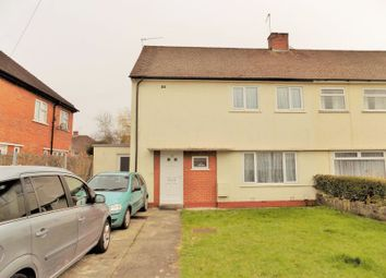 Thumbnail 3 bedroom semi-detached house for sale in Bacton Road, Gabalfa, Cardiff