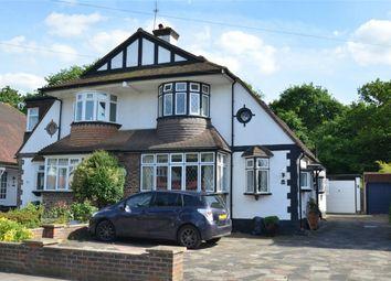 Thumbnail 3 bed semi-detached house for sale in Bushey Road, Shirley, Croydon, Surrey