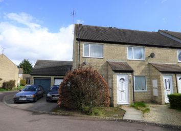 Thumbnail 2 bedroom semi-detached house for sale in Foxes Bank Drive, Cirencester