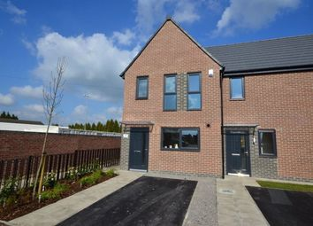 Thumbnail 2 bed semi-detached house to rent in Prince Drive, Fitzwilliam, Pontefract