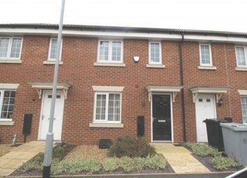 Thumbnail 3 bed terraced house to rent in Wilks Road, Grantham