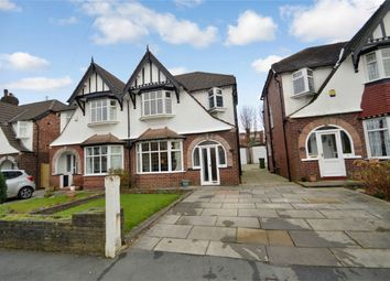 Thumbnail 3 bedroom semi-detached house for sale in Lymefield Grove, Mile End, Stockport, Cheshire