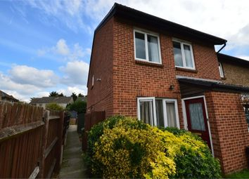 Thumbnail 1 bed maisonette to rent in Camellia Close, Romford, Essex