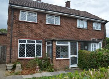Thumbnail 4 bed property to rent in Meadway, Colney Heath, St Albans