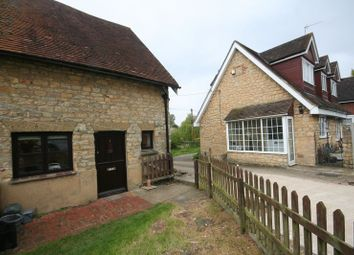 Thumbnail 2 bed cottage to rent in Main Street, Beachampton, Milton Keynes