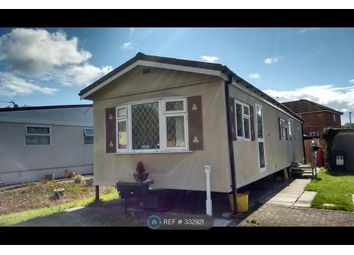 Thumbnail 2 bed mobile/park home to rent in Quedgeley Park, Gloucester