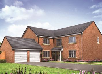 "Thumbnail 5 bedroom detached house for sale in ""The Albermarle"" at Mountsorrel Lane, Rothley, Leicester"