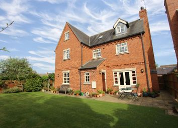 Thumbnail 5 bed property for sale in Church Drive, Gilmorton, Lutterworth