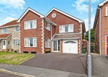 Thumbnail 5 bed detached house for sale in Almond Grove, Weymouth
