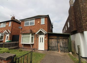 Thumbnail 2 bed detached house to rent in Homefield Road, Nottingham