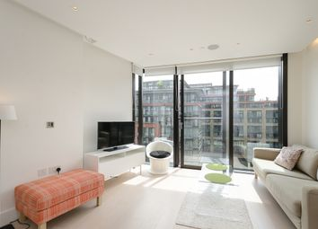 Thumbnail 1 bedroom flat to rent in Merchant Square, London