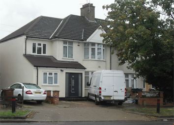 Thumbnail 3 bed flat to rent in Eastcote Lane, South Harrow, Middlesex