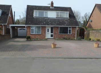 Thumbnail 3 bedroom detached house for sale in Beck Lane, Horsham St. Faith, Norwich