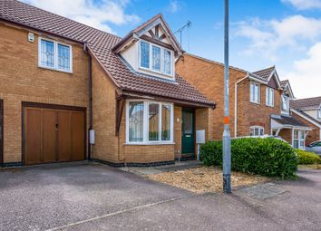 Thumbnail 3 bed semi-detached house for sale in Lordswood Close, Wootton, Northampton