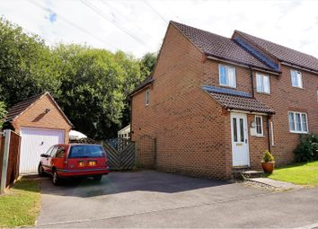 Thumbnail 3 bed semi-detached house for sale in Mollison Rise, Whiteley