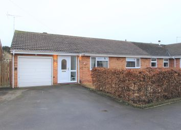 Thumbnail 2 bed bungalow for sale in Hertford Road, Bishops Cleeve, Cheltenham
