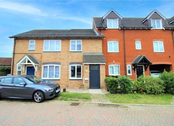 Thumbnail 2 bed terraced house to rent in Lysander Drive, Ipswich, Suffolk