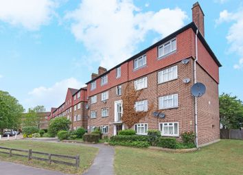 Thumbnail 2 bed flat for sale in Bushey Court, Bushey Road, Raynes Park