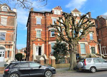 Thumbnail 3 bed flat for sale in Castle Hill Avenue, Folkestone