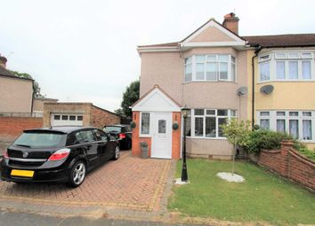 Thumbnail 3 bedroom end terrace house for sale in Woodside Road, Bexleyheath
