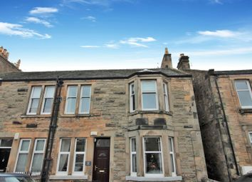 Thumbnail 2 bed flat for sale in David Street, Kirkcaldy