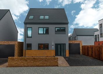 Thumbnail 3 bed terraced house for sale in The Avenue, Priors Hall Park, Weldon
